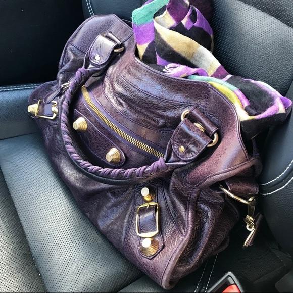 6d91df1ef9 Balenciaga Handbags - 💜Balenciaga Bag💜
